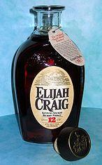 146px-Elijah_Craig_Bourbon