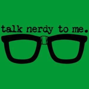 594-TALK NERDY TO ME