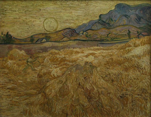 767px-Wheat_field_with_reaper_and_sun
