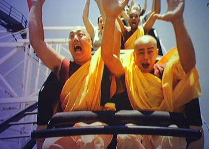 buddisths monks