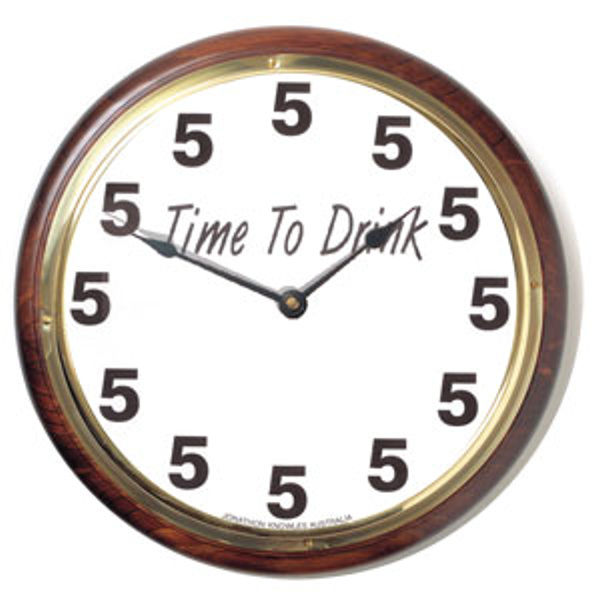 It S  O Clock Somewhere Drink