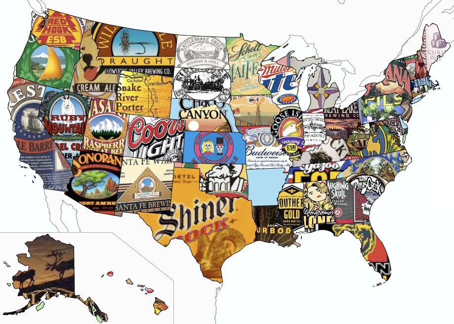 The Best Beer State | Beer & Whiskey Brothers