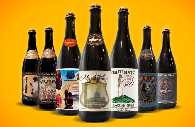 Image result for doghead fish beer