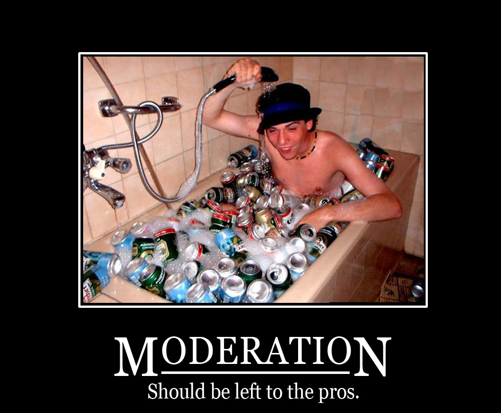"""does drinking beer in moderation improve 24122013 before we delve into all of the health benefits of whiskey,  many people associate drinking heavily with developing a """"beer  drinking in moderation."""