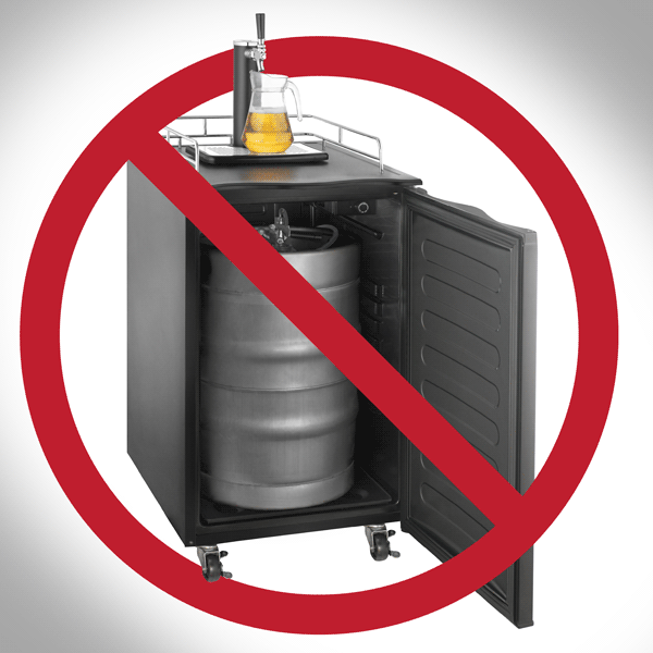 5 Reasons I Do Not Want A Kegerator Beer Whiskey Brothers