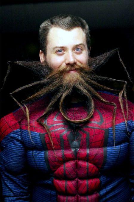 Spider Beard!